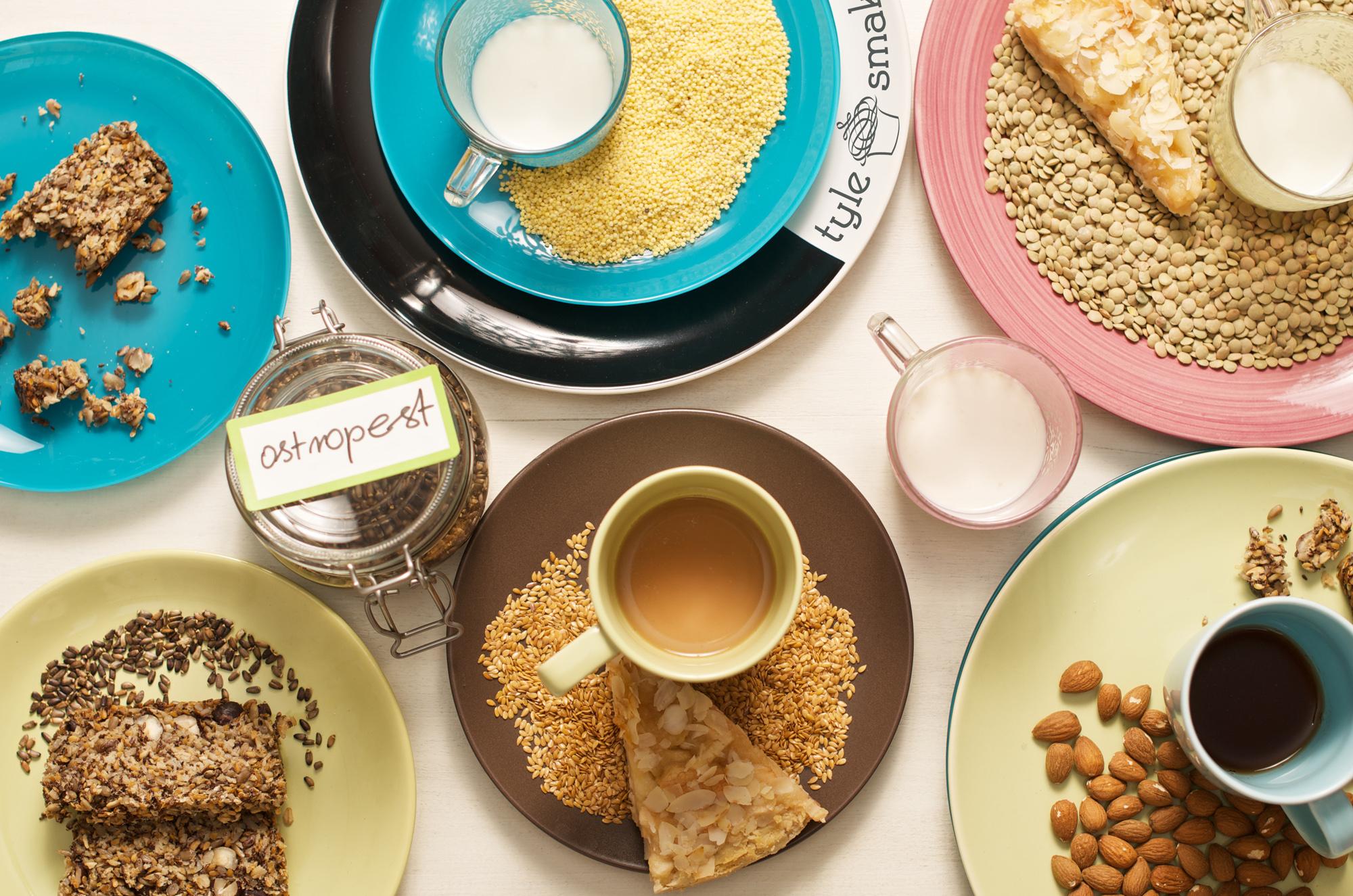 Składniki dla osób wymagających specjalnej diety